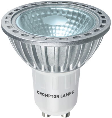 Picture of Crompton LED GU10 4W COB Warm White LGU104WWCOB