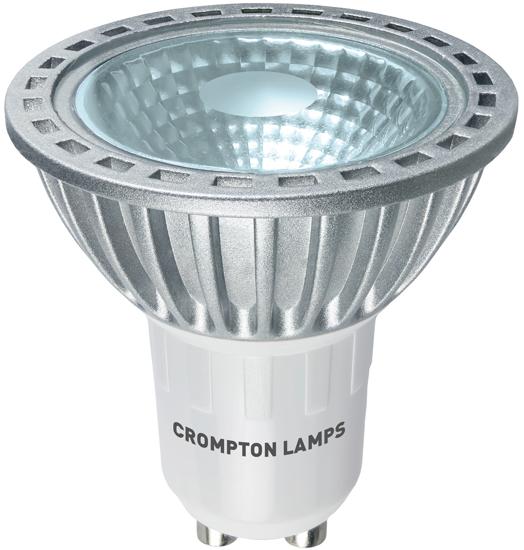 Picture of Crompton LED GU10 4W COB Warm White LGU104WWCOB
