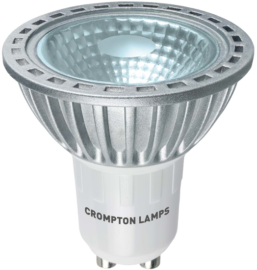 Picture of Crompton LED GU10 4W COB Cool White LGU104CWCOB