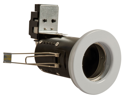 Picture of GU10 Downlight Fire Rated in White FGFW-1