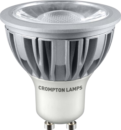 Picture of Dimmable Crompton LED GU10 5W COB Warm White