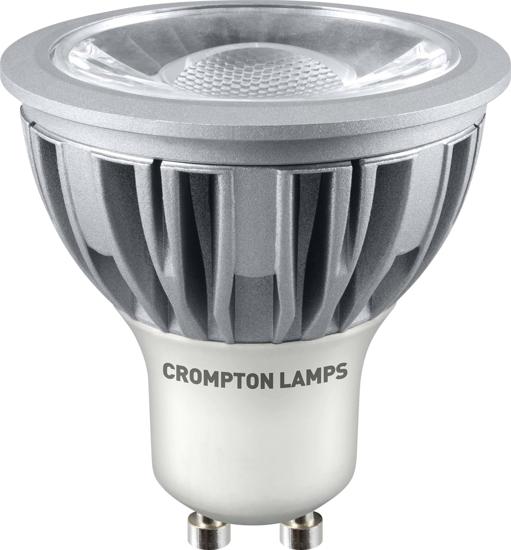 LED bulb for GU10 fittings