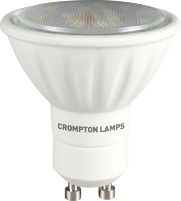 Picture of Crompton LED GU10 4W SMD Warm White LGU104WWSMD
