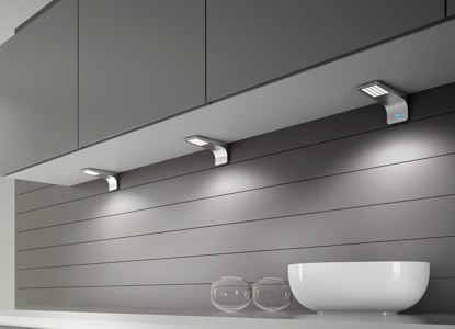Picture of Modica LED Cabinet Light Fitting with Sensor SY7332