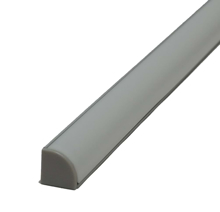 2 metre angled profile with diffuser