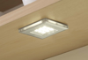 Picture of Arezzo Halo LED Cabinet Light Fitting in Chrome SY7196