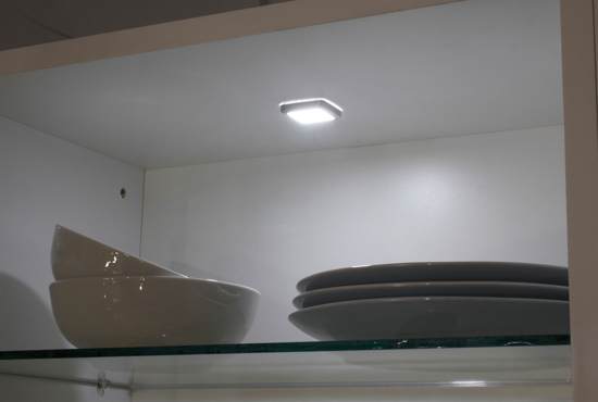 Picture of Sirius Square LED Light in Warm or Natural White SY7524WW or NW