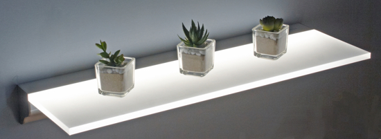 Picture of Sirius LED Floating Shelf 600mm SY7417A
