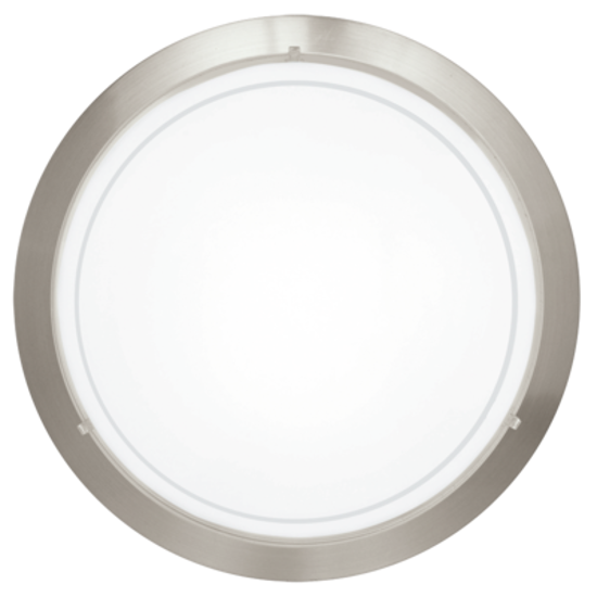 Picture of Planet 1 Satin Nickel Ceiling/Wall Light by Eglo 83162