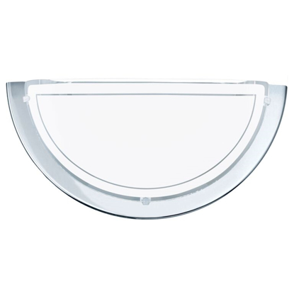 Picture of Planet 1 Wall Light in Chrome by Eglo 83156