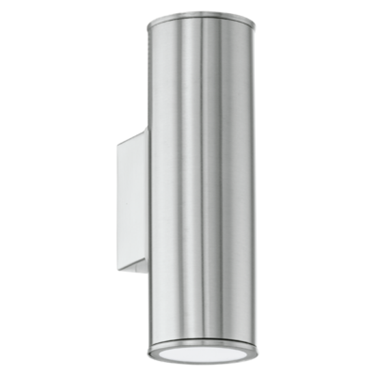 Picture of Riga LED Stainless Steel Up/Down Wall Light by Eglo 94107