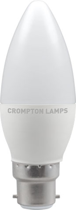 Picture of Crompton LED Candle 6W BC Warm White 3538