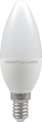 Picture of Crompton LED Candle 6W SES Warm White 3569