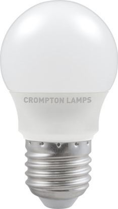 Picture of Crompton LED Round 5.5W ES Warm White 4740
