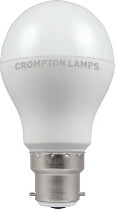 Picture of Crompton LED GLS 6.5W Warm White BC 3613