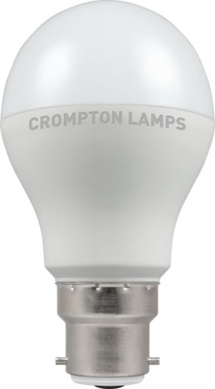 Picture of Crompton LED GLS 10.5W Warm White BC 3651