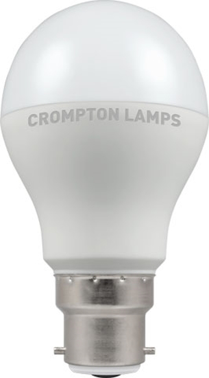 Classic GLS shaped LED bulb bayonet cap