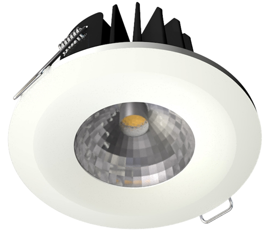 Picture of Fire Rated Dimmable 8W LED Downlight 5000K FRLED8WD-50