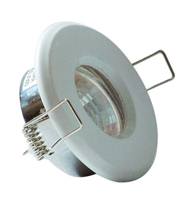 Picture of GU10 Showerlight in White LF17-1