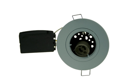 Picture of Short Can GU10 Downlight Fire Rated in White FGFWDCSC