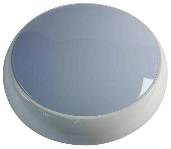Picture of 20w LED Emergency Polo Bulkhead in White 3500K POL20LEDE