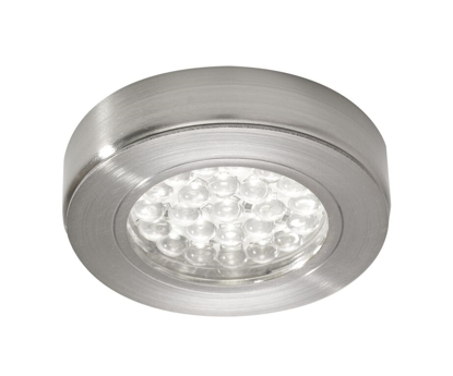 Picture of Rimini Stainless Steel LED Surface/Recessed Light Warm White or Cool White SY9978SS