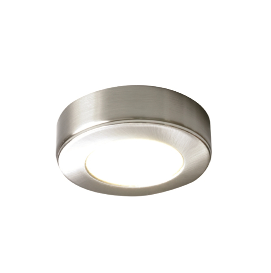 Picture of Sirius LED Chrome Surface/Recessed Cabinet Light Natural White SY7462CC/NW