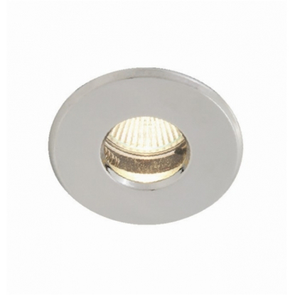Picture of IP65 GU10 Showerlight in White or Chrome SY9668