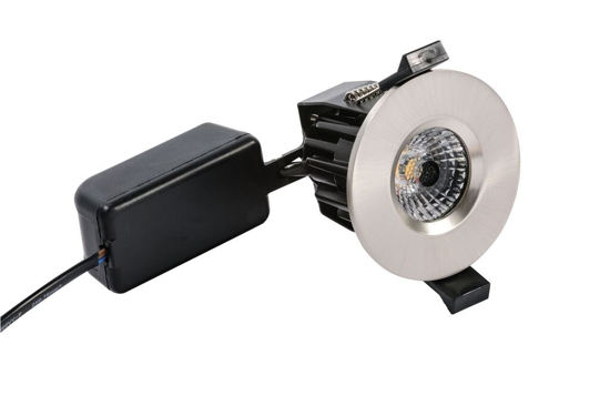 Picture of Polaris COB Dimmable LED Fire Rated Downlight Natural White SY7578/4000