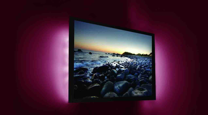 Picture of TV LED Backlight Kit Colour Changing 500mm or 800mm