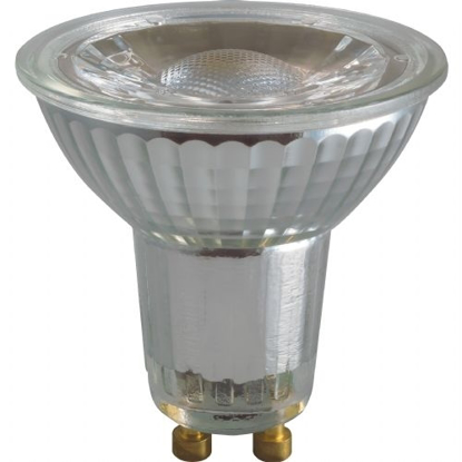 Picture of LED Glass GU10 5W COB Warm White 3262