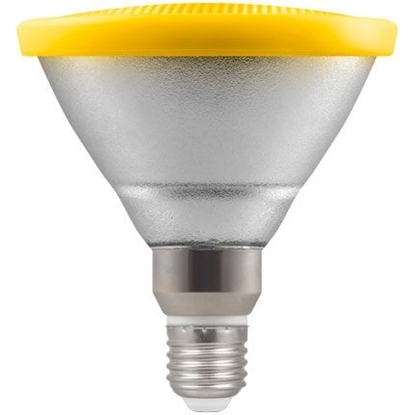 Picture of LED PAR38 Yellow Bulb 13W 4511