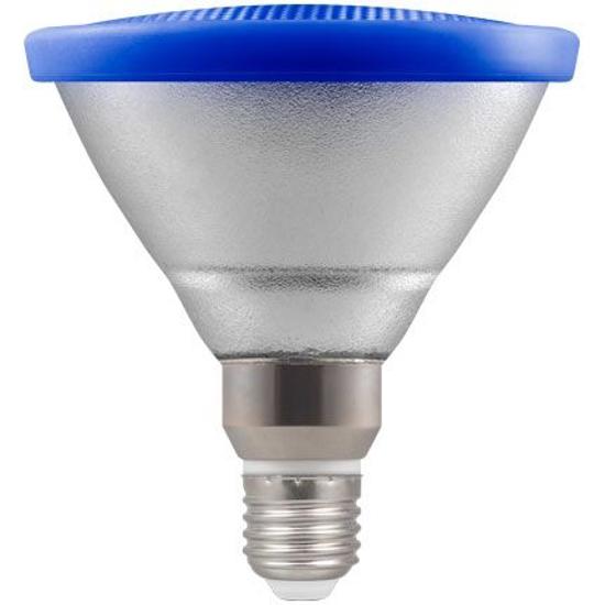 Picture of LED PAR38 Blue Bulb 13W 4528