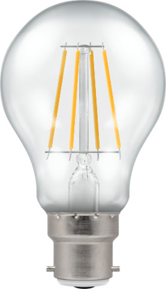 Picture of LED Filament Lamp GLS 7.5W Dimmable BC or ES