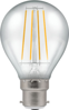 Picture of LED Filament Lamp Round 5W BC, ES or SES