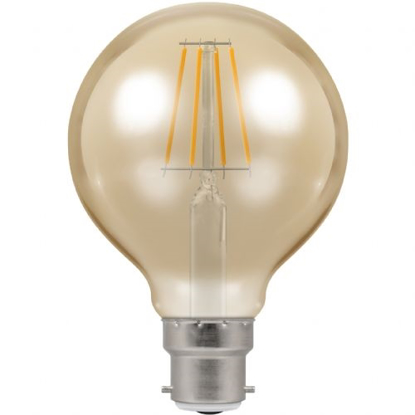 Picture of LED Filament Lamp G80 Dimmable 5W BC 4269