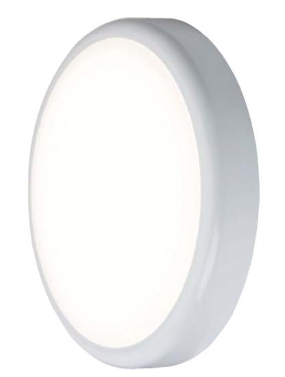 Picture of LED Polo Slimline 14W Emergency Bulkhead POL14LEDE