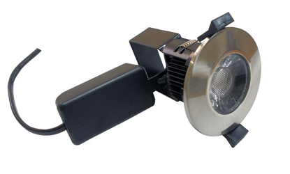 Picture of Switchable COB Dimmable LED IP65 Fire Rated Downlight SY7631A
