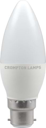 Picture of Crompton LED Candle 5.5W BC Warm White 4658