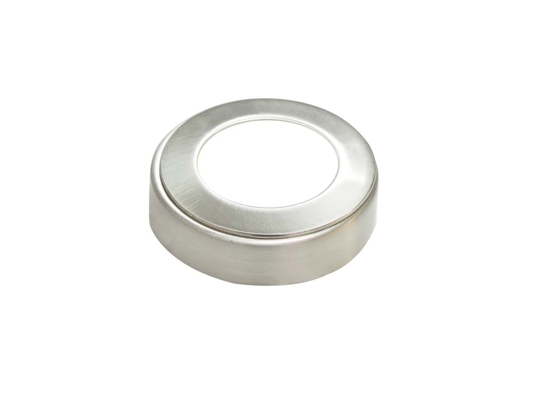 Picture of Capella 240V Chrome Recessed/Surface LED Light SY7751CC/WW