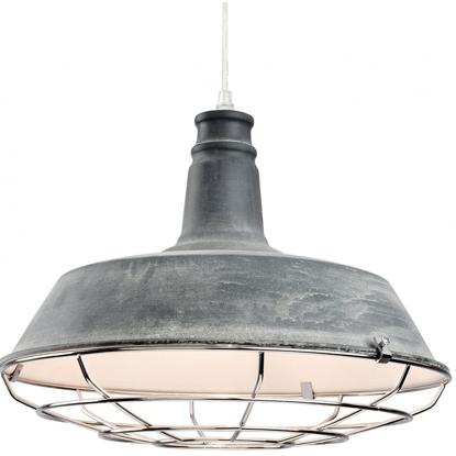 Picture of Firstlight Manta Concrete Pendant Light 3444CN