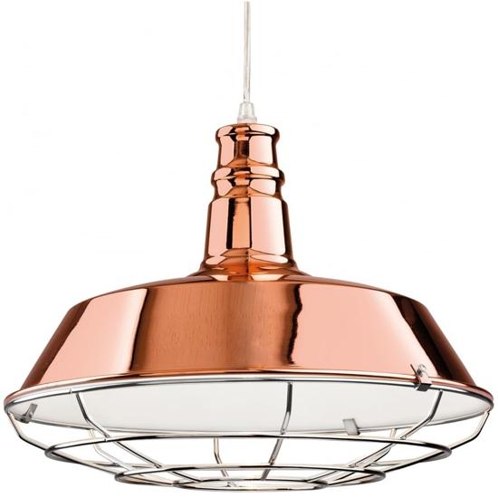 Picture of Firstlight Manta Copper Pendant Light 3444CP