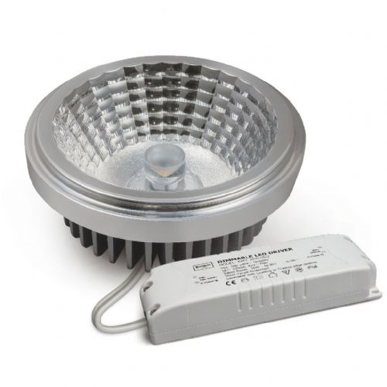 Picture of Crompton LED Dimmable AR111 10W Cool White 3019
