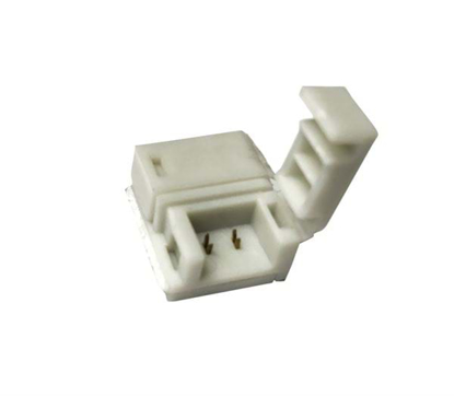 Picture of 2pin Straight Connector for 3.6W Per Metre LED Strip SY7913