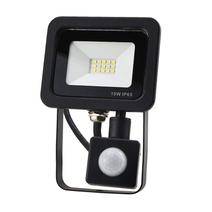 Picture of Red Arrow 10W PIR LED Floodlight 6000K FLAC10BPIR