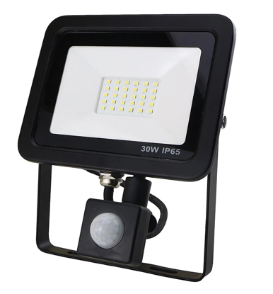 Picture of Red Arrow 30W PIR LED Floodlight 6000K FLAC30BPIR