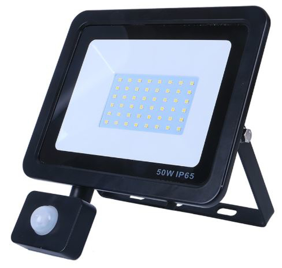 Picture of Red Arrow 50W PIR LED Floodlight 3100K FLAC50BPIR-31