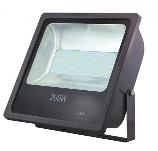 Picture of Red Arrow 200W SMD LED Floodlight with Photocell