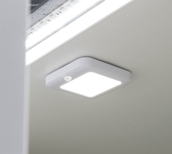 Picture of Milano Lithium Battery Light with PIR Sensor SY8927