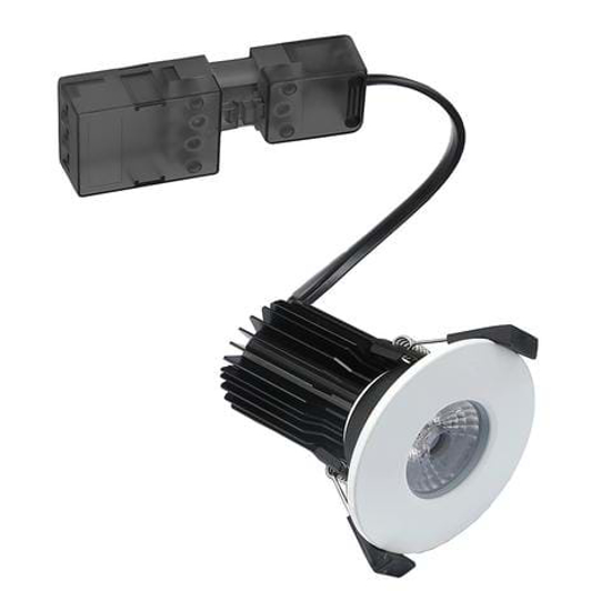Picture of Fire Rated Dimmable 5.5W LED Downlight 5000K FRLEDP5WD-50